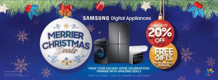 Samsung's Merrier Christmas Deals