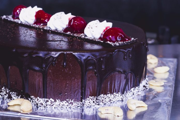 F1 Hotel - Deep Chocolate Dark Forest Cake Rainy Day Package