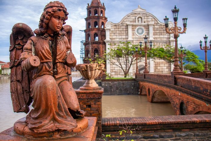 Las Casas Filipinas de Acuzar: Replica of Balanga City Cathedral Church