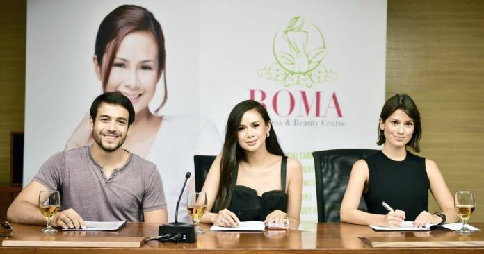 Roma Wellness and Beauty Spa Welcomes their newest Brand Ambassadors