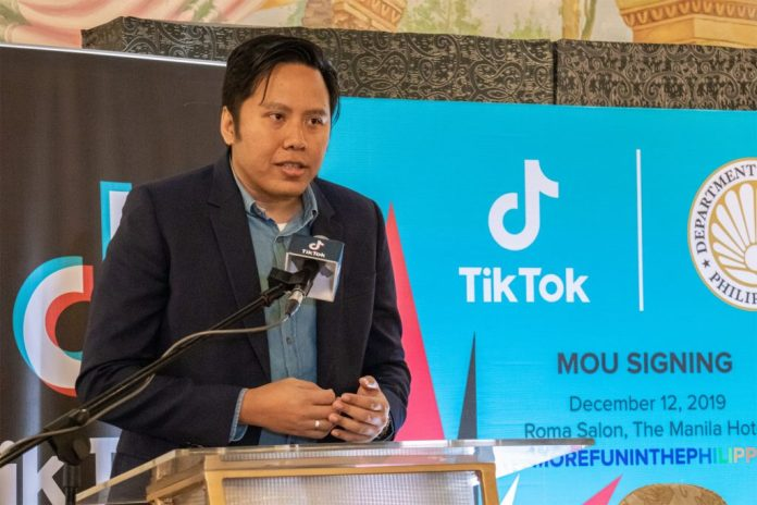 TikTok Head of Public Policy for the Philippines, Malaysia and Indonesia — Donny Eryastha