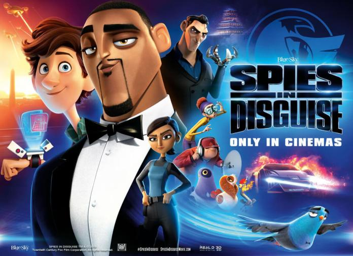 AOC Spies in Disguise