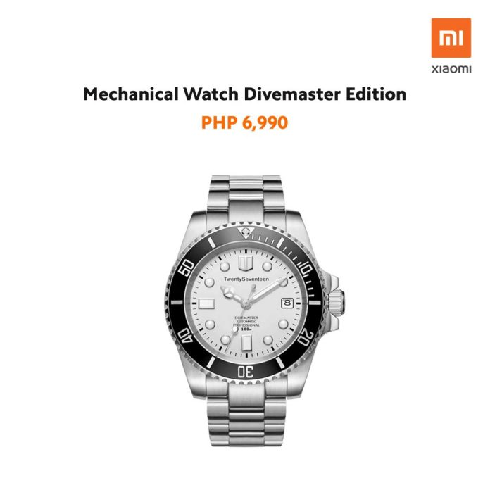 Mechanical Watch Divemaster Edition