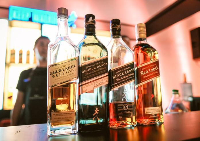 Johnnie Walker Highball Arcade