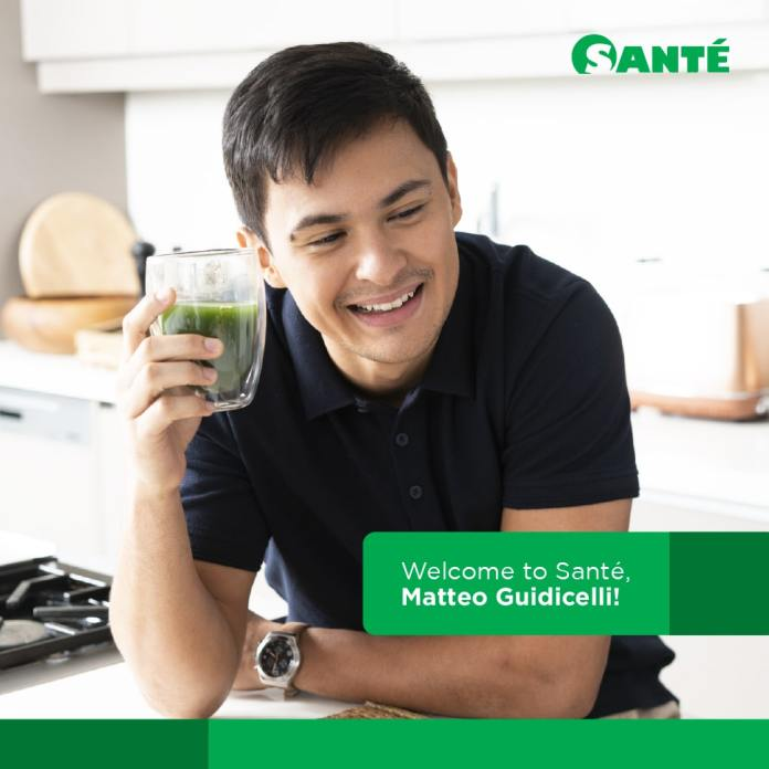 Matteo Guidicelli for Santé Barley