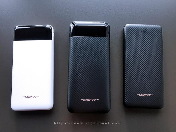 Mofit Powerbank for every lifestyle
