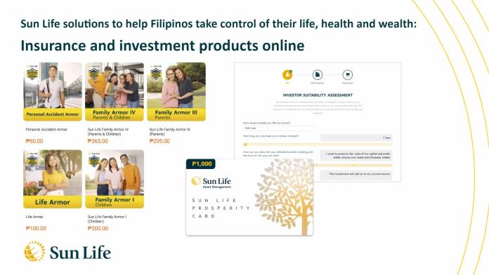 Sun Life - Insurance and investment products online