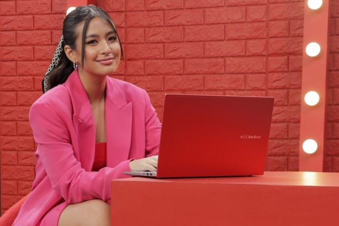 ASUS PH Unveils the all new VivoBook S14 and S15 - Gabbi Garcia