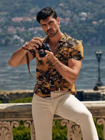 GUESS Men's Fall/Winter 2020 Campaign
