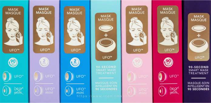 FOREO UFO-Activated Masks