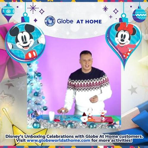 Reinvent the Disney Experience with Globe At Home - Marco Borromeo