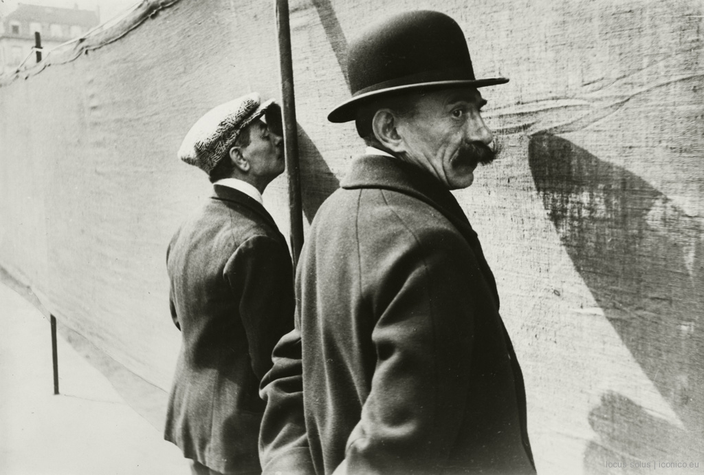 Henri Cartier-Bresson, Bruxelles, 1932