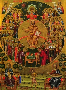 synaxis of saints