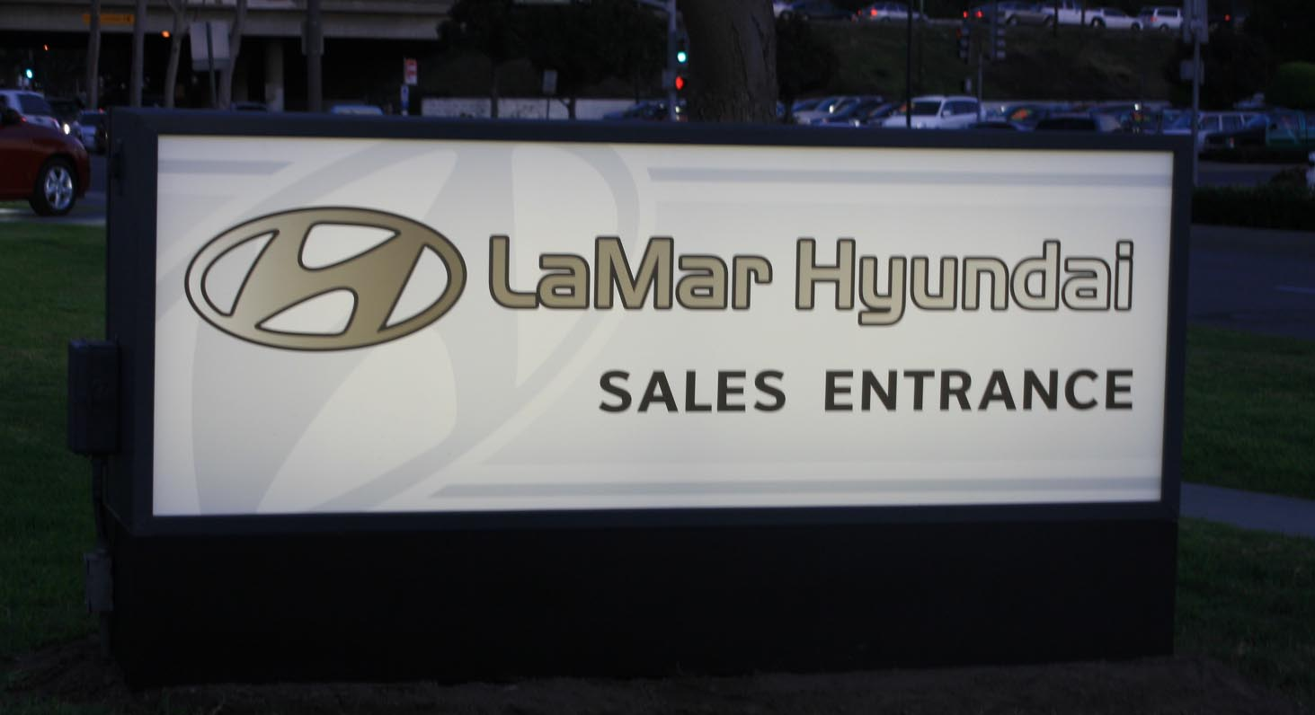 Monument Signs By Iconography Long Beach Orange County Ca Architectural Foam Stucco