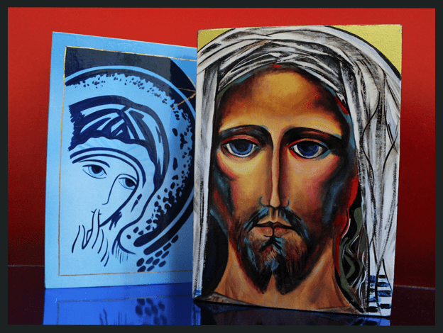 Icono Cristo Hebreo