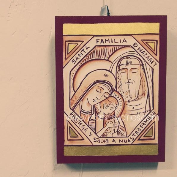 Sagrada Familia Kiko