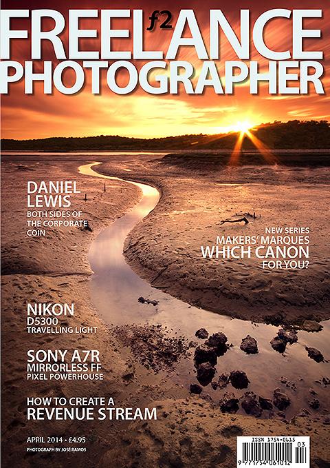 f2 April 2014 cover