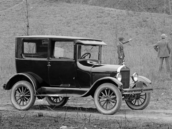 Ford Model-T Tudor Sedan (1926)