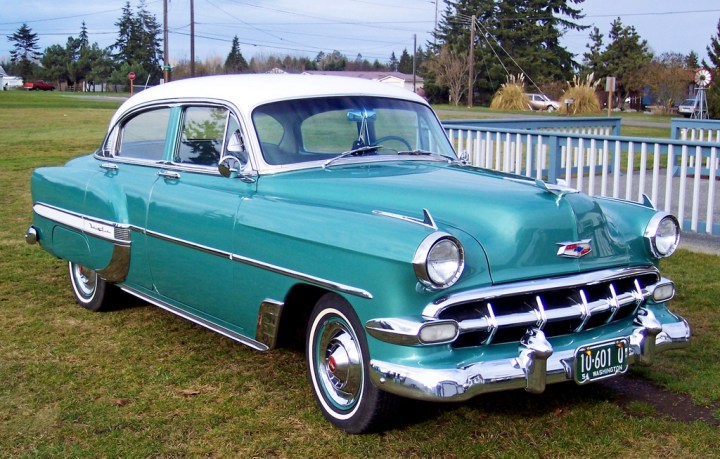 Chevrolet Bel Air (1954) | General Motors