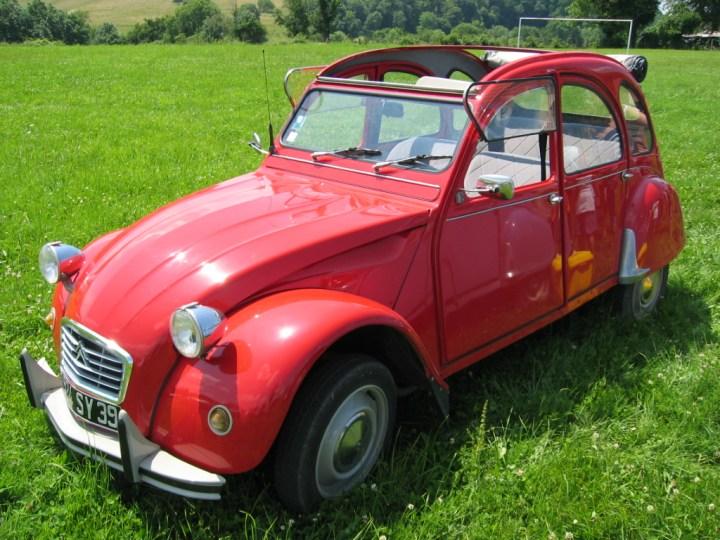 Citroën 2CV (1980's)