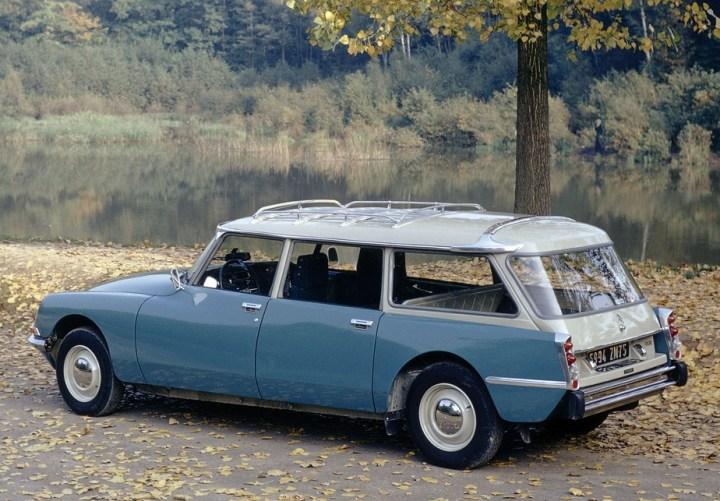 Citroën DS Break (1970's)