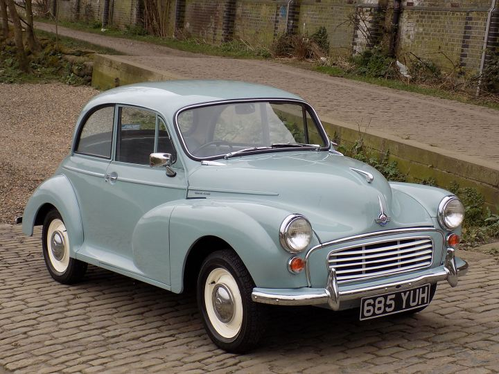 Morris Minor (1948-1971) | classic-chrome.net