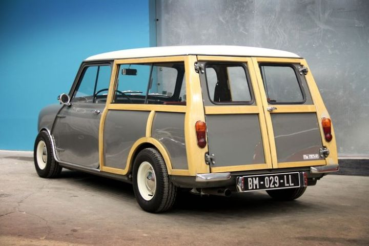 Morris Mini Countryman (1960's)