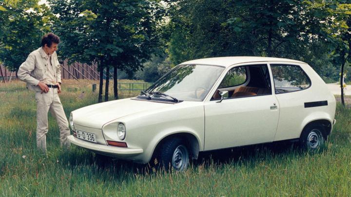 Volkswagen Golf: Prototipo EA 266 diseñado por Porsche | Volkswagen