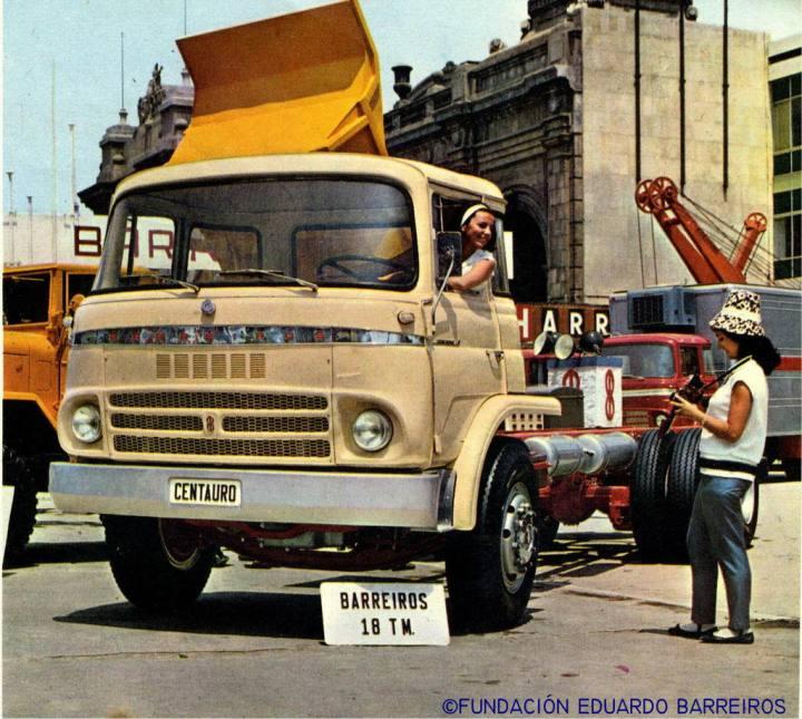 Barreiros Centauro (1963-69)