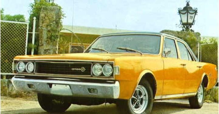 Dodge 3700 GT (1971-77)