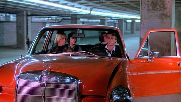 Coches y Películas |The Driver (1978)