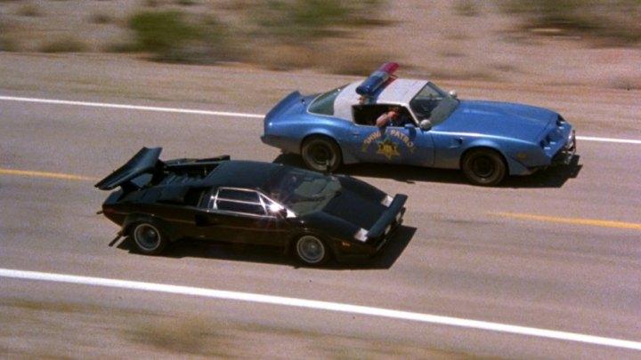 Coches y Películas |Cannonball Run (1981)