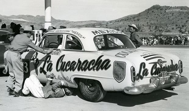 Panamericana: La Cucaracha... ...yaaaaa no puede caminar!