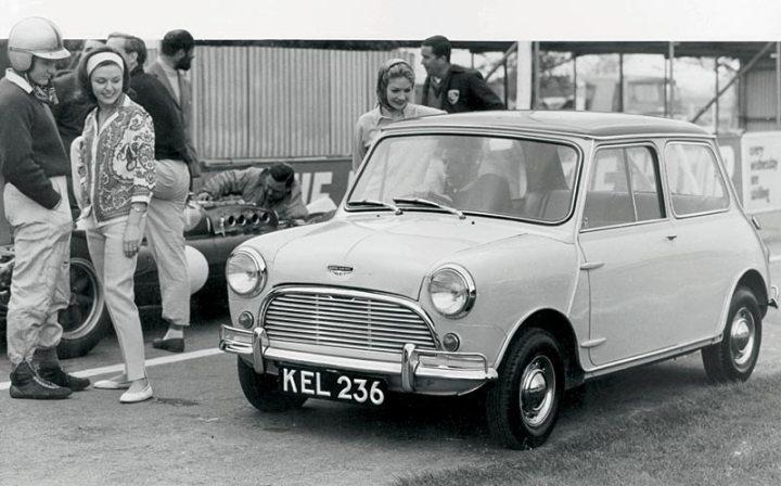 Austin Mini Cooper (1962) | BMW