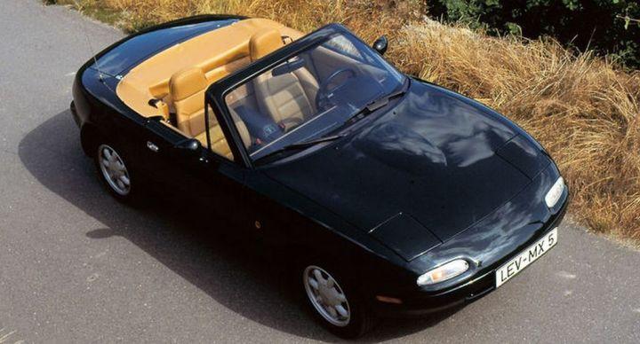 Mazda MX-5 Miata | Mazda