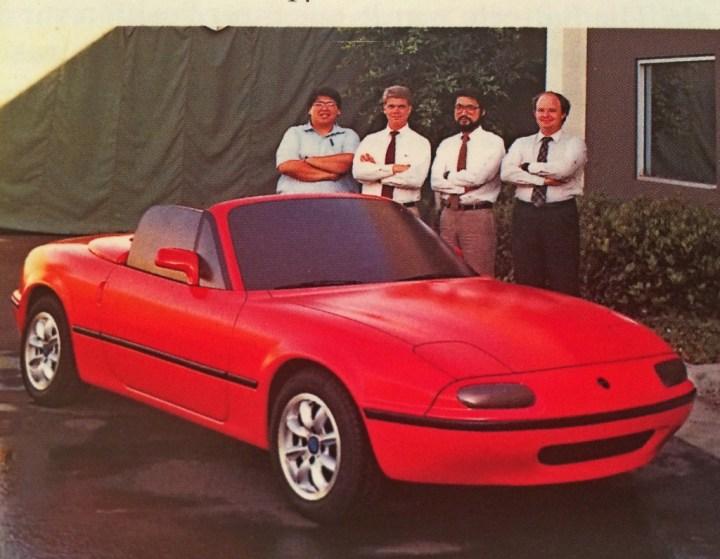 Mazda MX-5 Miata: Prototipos | Mazda