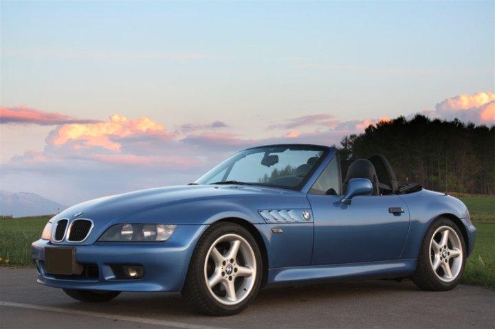 Mazda MX-5 Miata: Competidores | BMW