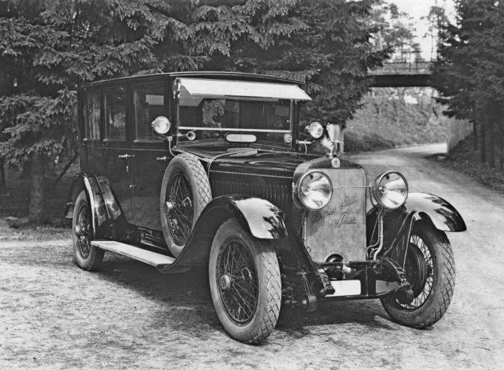 Škoda-Hispano-Suiza 25/100 PS (1926)