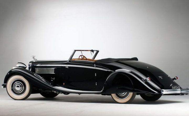 Hispano-Suiza K6 Cabriolet Brandone (1935)