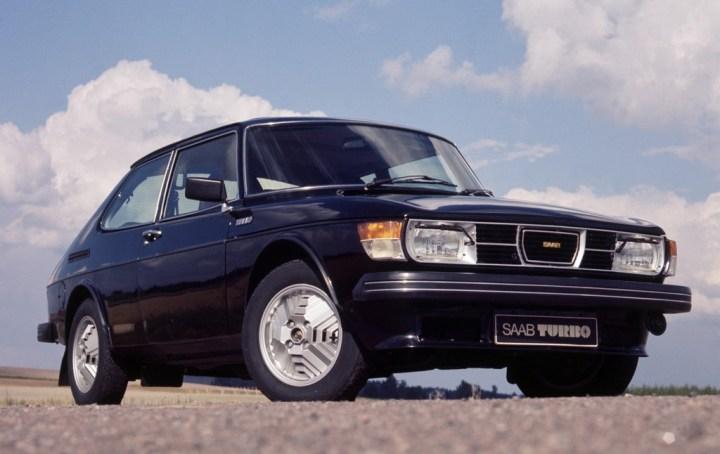 Saab 900 Turbo (1977)   Saab