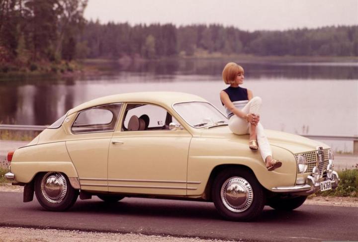 Saab, mirando al futuro con optimismo... otros tiempos