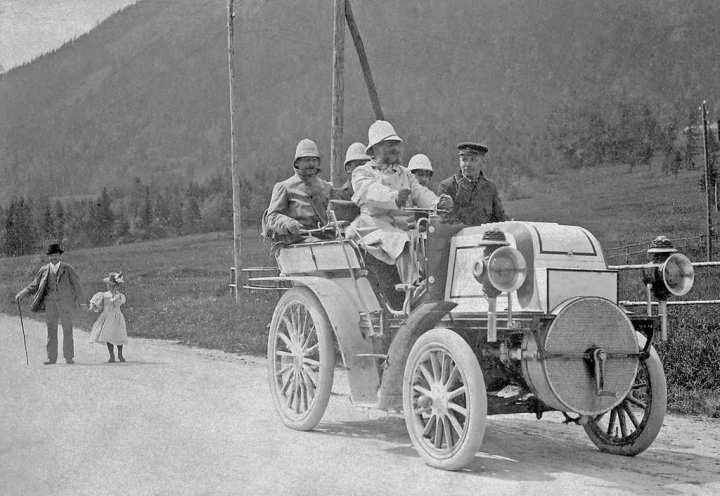 Daimler (1899) | Daimler