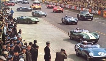 Las 24 Horas de Le Mans: La Salida en 1959