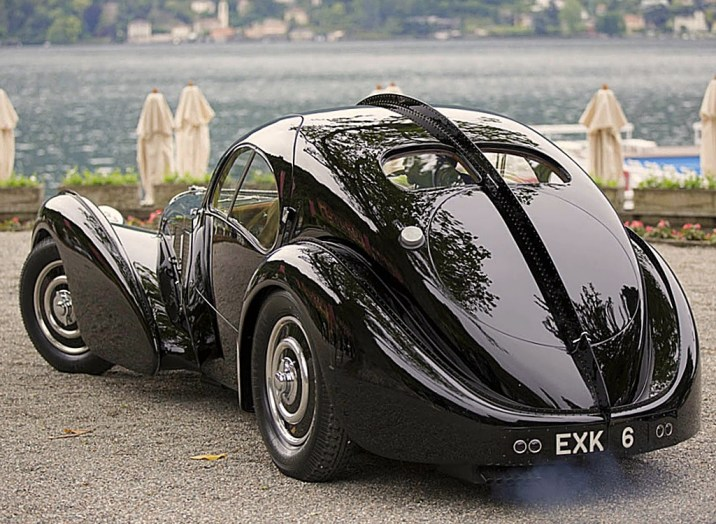 Bugatti Type 57SC Atlantic (1938)
