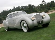 Delage D8 120S Aero Coupe Pourtout (1937)