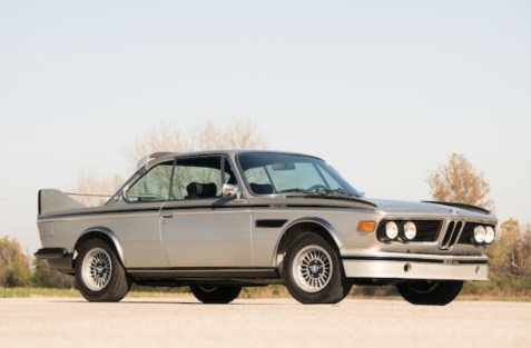 BMW 3.0 CSL (1968-75)