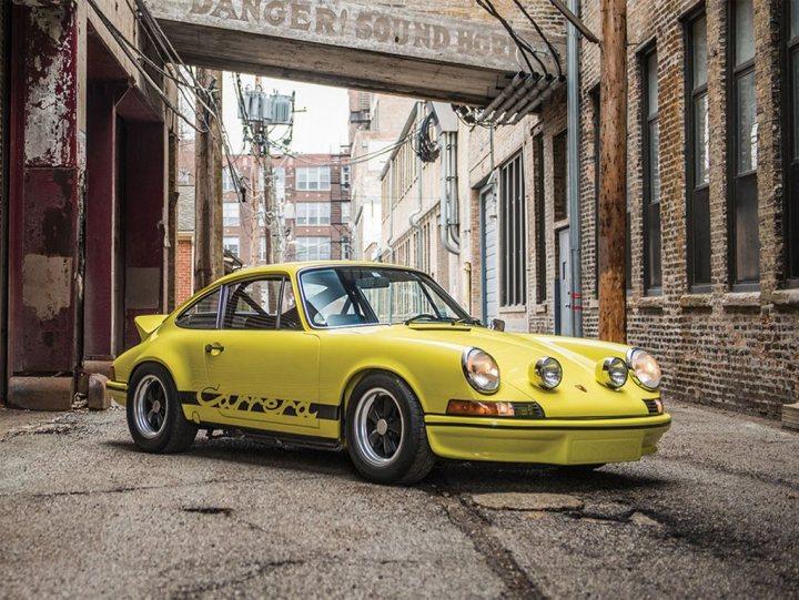 Coches Clásicos Alemanes: Porsche 911 | RM Sotheby's