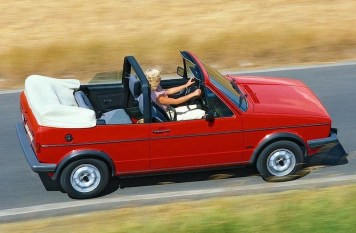 Volkswagen Golf Cabrio (1979-93)