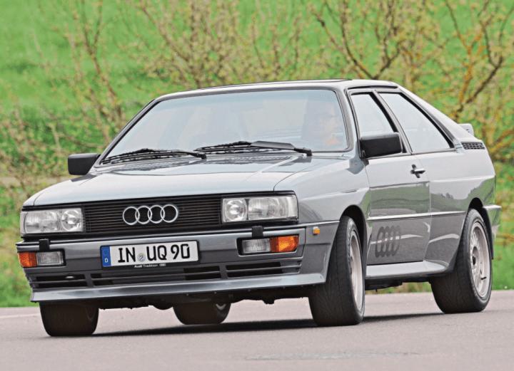Audi Quattro (1982) | Audi