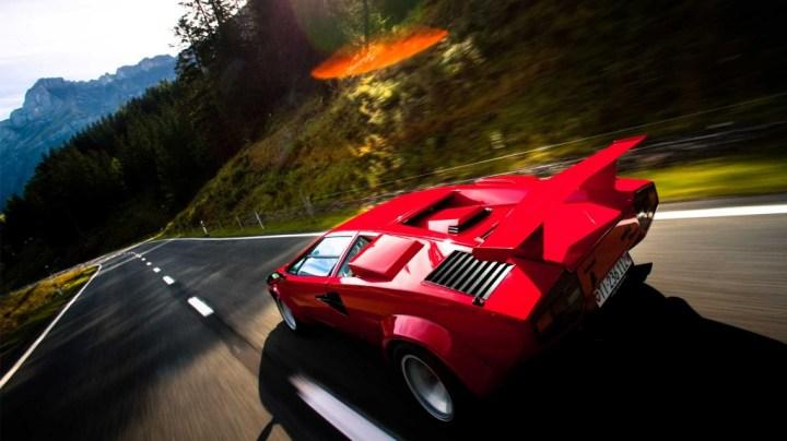 Lamborghini Countach | Kidston